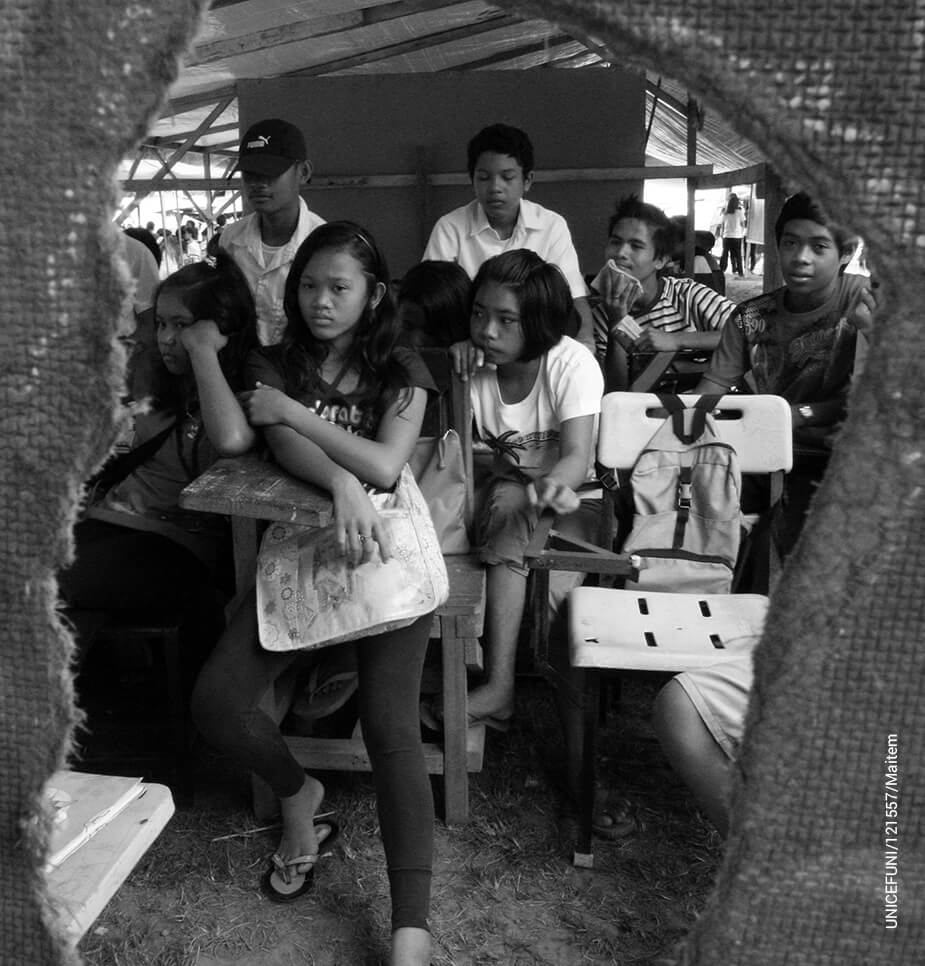 Learn how children are exploited photo
